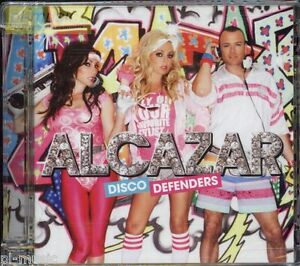 ALCAZAR-DISCO-DEFENDERS-double-CD-2CD-sealed-Swedish-eurodance-PL-ed