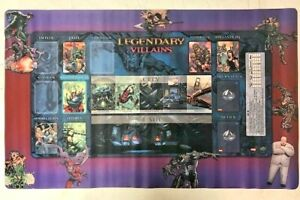 Marvel-Legendary-Villains-Deck-Building-Game-Oversized-Playmat-NEW