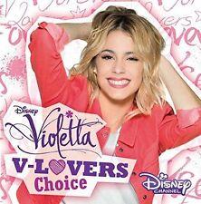 VIOLETTA - V - LOVERS CHOICE - CD NUOVO SIGILLATO