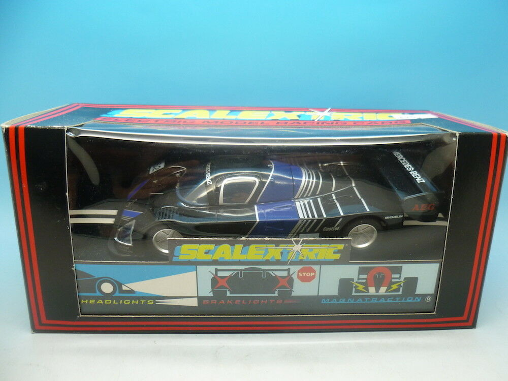Scalextric C357 AEG Sauber Mercedes mint unused