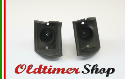 Fiat 128 Berlina Rally front turn signals rubber boots left right ANT DX SX