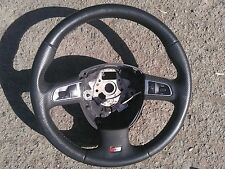 Audi A4 B8 steering wheel s line 2011