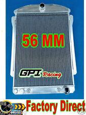 GPI 56MM CHEVY CAR STREET ROD AUTO 1940-1941 40 41 ALUMINUM ALLOY RADIATOR