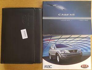 kia carens owners manual handbook wallet 2002 2006 pack 16064 ebay rh ebay ie kia carens owners manual 2004 kia carens user manual pdf