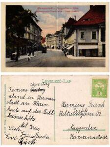 CPA-NAGYSZEBEN-SIBIU-Disznodi-utca-Strada-Cisnadiei-ROMANIA-503475