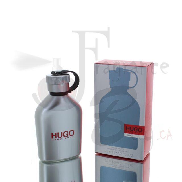 Hugo Boss Iced M 125ml Boxed