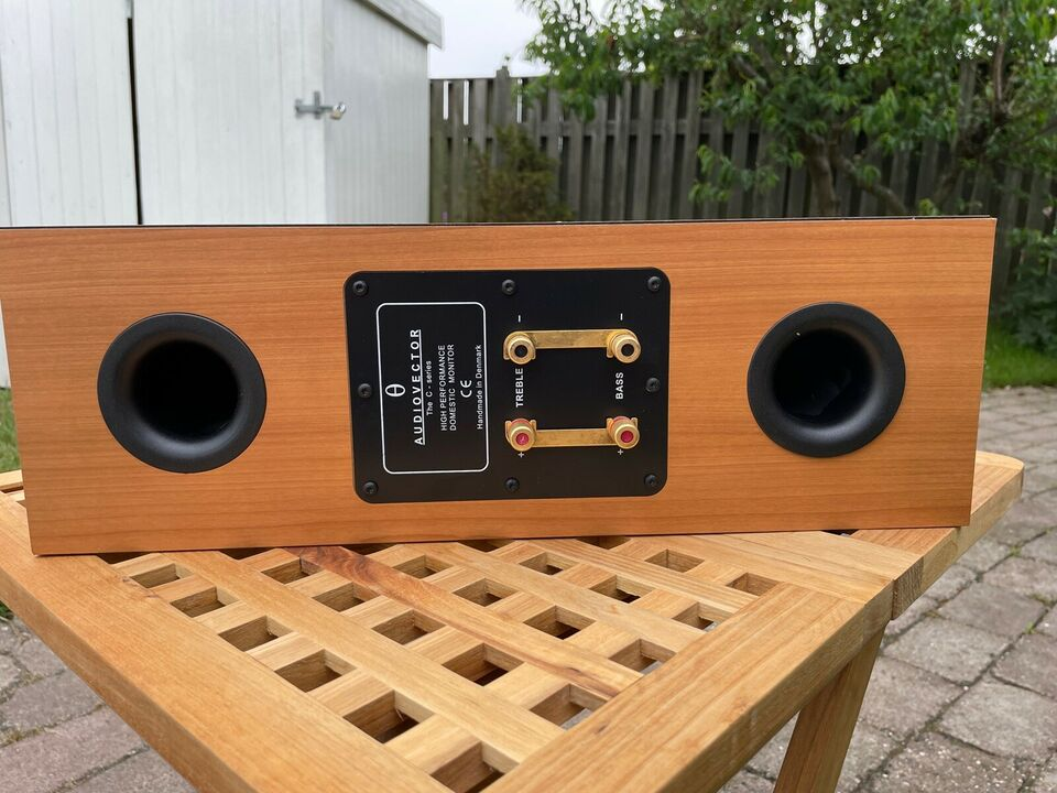 Højttaler, Audiovector, The C-series
