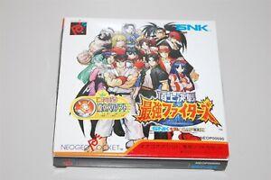 SNK vs. Capcom : The Match of the Millennium Japan Neo Geo Pocket Game