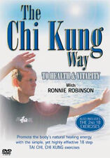 CHI KUNG WAY TO HEALTH & VITAL - VARIOUS ARTISTS - DVD - REGION 2 UK