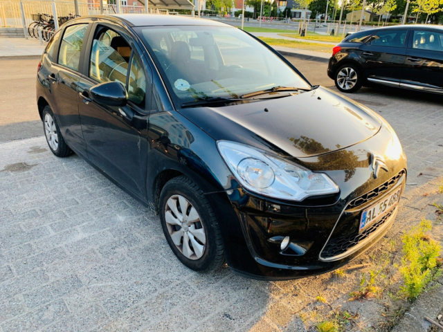 Citroën C3, 1,4 HDi Attraction, Diesel, 2011, 5-dørs,…