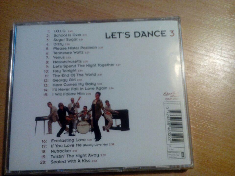 På slaget 12: Lets dance 3, andet
