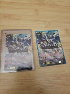 Blue-Wave-Dragon-Tetra-drive-Dragon-Lot-of-2