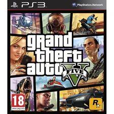 Grand Theft Auto V PS3 Very Good PlayStation 3 2Z
