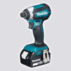 Makita DTD152 18V Impact Driver Body Only  5ah BL1850B BATTERY - <span itemprop=availableAtOrFrom>GLASGOW South Lanarkshire, GB, United Kingdom</span> - Makita DTD152 18V Impact Driver Body Only  5ah BL1850B BATTERY - GLASGOW South Lanarkshire, GB, United Kingdom