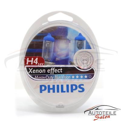 Philips BlueVision H4 MasterDuty 24V