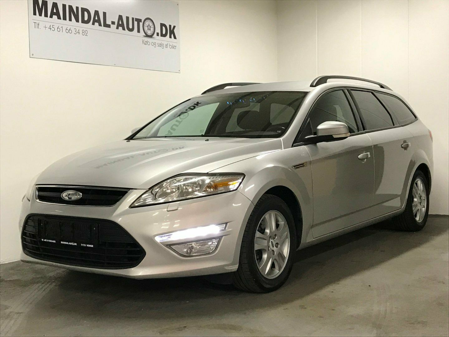 Ford Mondeo 1,6 TDCi 115 Trend stc. ECO 5d - 79.900 kr.