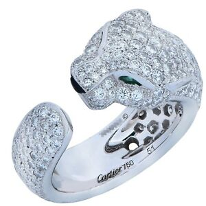 panthere de cartier ring cost