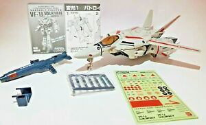 Macross Robotech Fighter Collection VF-1A Valkyrie Ben Dixon   NEW US SELLER