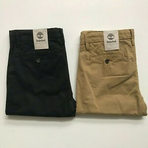 Details about NWT Timberland Men's Sargent Lake Twill Stretch Slim Fit Chino Pants A1MTJ New