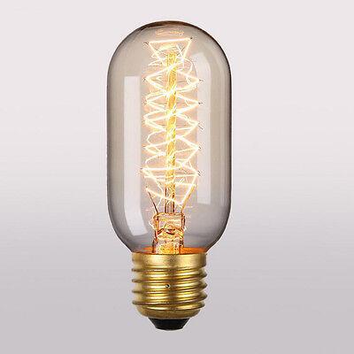 All Style B22 E14 E27 Antique Edison Bulb Vintage Filament Industrial Light Lamp