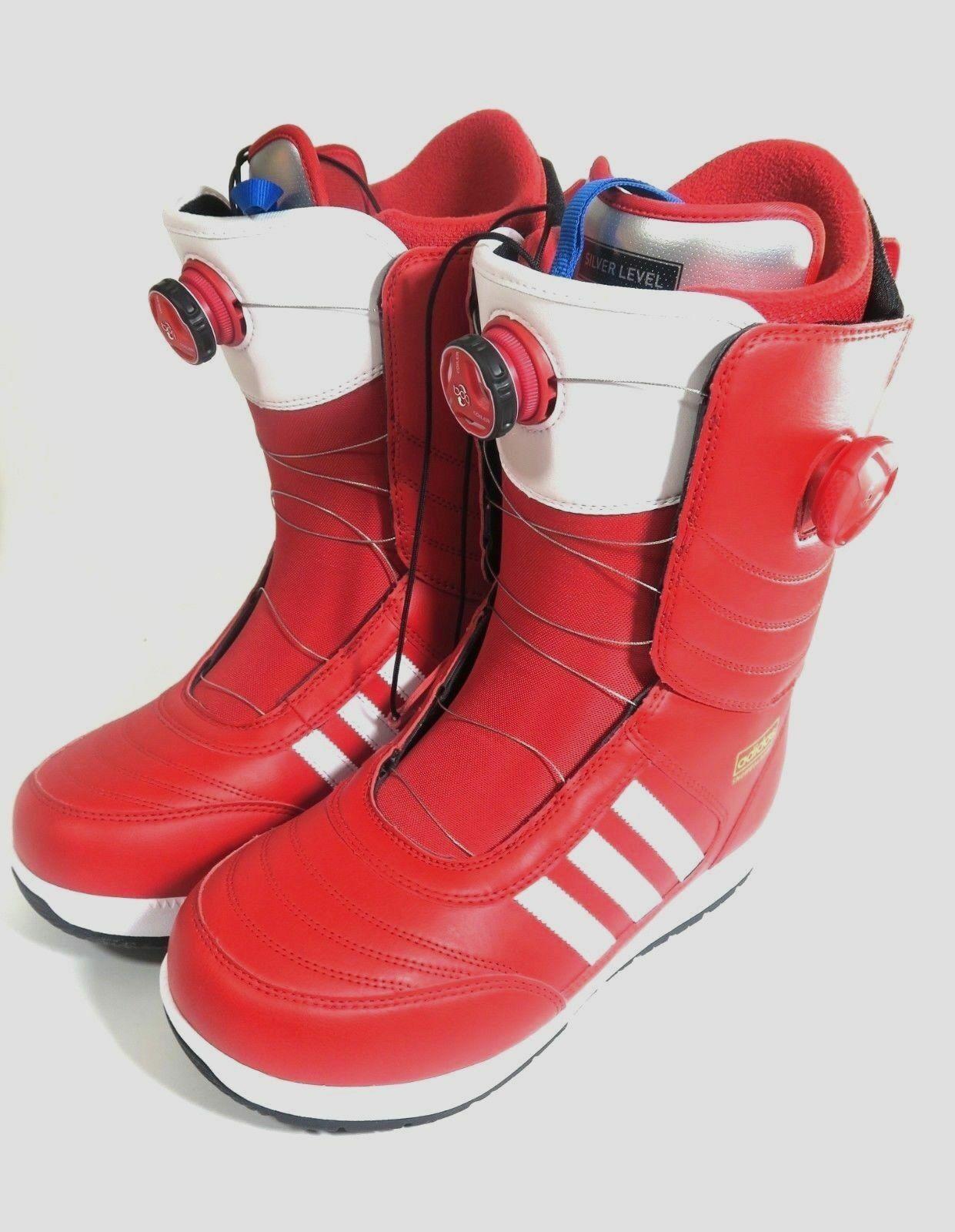 Adidas response ADV snowboard rojo bw0987 gr 46 2 3 bota ski zapatos snowboard
