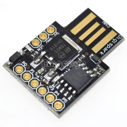 3x für Arduino Attiny85 Digispark Kickstarter Micro USB Development Board