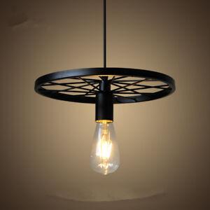 Black-Pendant-Light-Kitchen-Lamp-Bedroom-Ceiling-Lights-Vintage-Pendant-Lighting