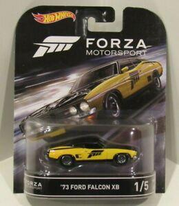 FORZA 2016 HOTWHEELS 1973 Ford Falcon XB GT Coupe Retro Entertainment D