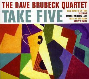 Dave-Brubeck-Dave-Brubeck-Quartet-Take-Five-New-CD-UK-Import