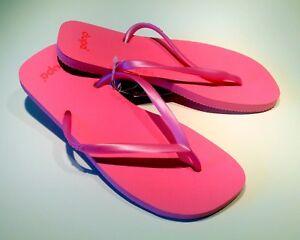 Dupe-Zehsandalen-aus-Brasilien-Typ-034-Leve-034-pink-35-36-NEU