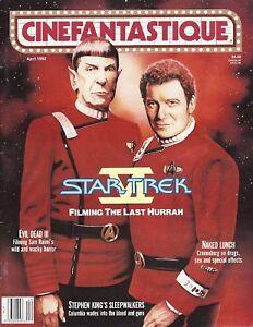 Cinefantastique-Magazine-Vol-22-5-Apr-1992-Star-Trek
