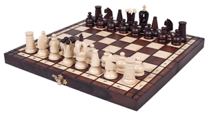 The Royal Maxi Chess Set
