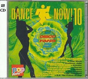 Dance-Now-10-1995-Star-Wash-20-Fingers-Pharao-Fun-Factory-Darknes-2-CD