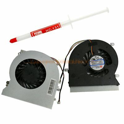 New Dominator Pro CPU Fan PABD19735BM-N322 For MSI GT62VR 6RE GT62VR 7RE Series