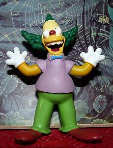 PVC-Toy-Figurine-2007-Fox-Krusty-Clown-Simpson-039-s