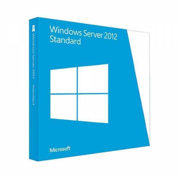 Microsoft Windows Server 2012 Standard 64Bit,Download,Deutsch