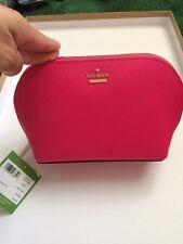 Kate Spade Make Up Bag Cameron Street Small Abalene Cosmetic Case Brand-New