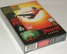 ATARI JAGUAR GAME CARTRIDGE: # DRAGON - THE BRUCE LEE STORY # *NEU / BRAND NEW!