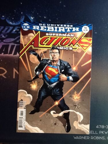 Action Comics #961 DC Comics Rebirth CBC034