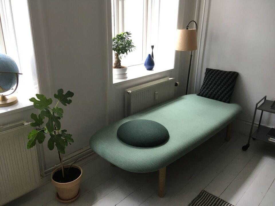 Daybed, stof, 1 pers.