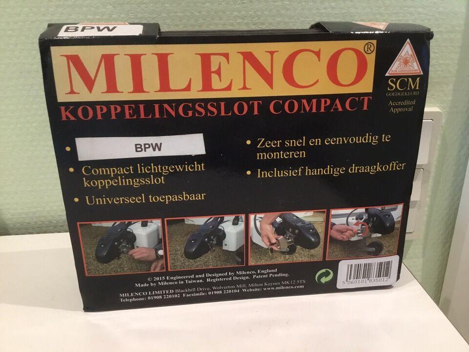 Milenco kuglelås