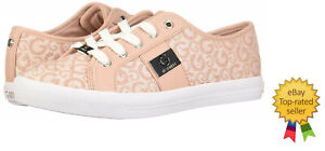 G-by-GUESS-womens-Backer3-Signature-G-Quilted-light-pink-sneakers-9-9-5-10-NEW