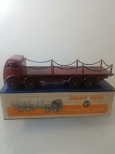DINKY-505-FODEN-piatto-camion-P-35