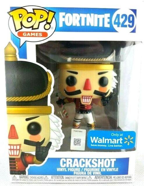 Funko Pop Games Crackshot #429 Fortnite Walmart