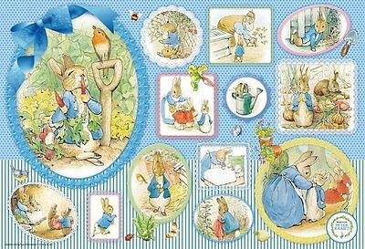 Beverly Jigsaw Puzzle 83-055 Peter Rabbit Memories (300 Pieces)