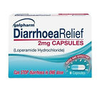 Galpharm Diarrhoea Relief Loperamide Hydrochloride 2 mg 6 Capsules