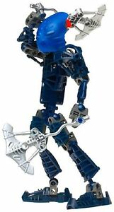 Lego 8602 Bionicle Metru Nui Toa Metru Toa Nokama complet de 2004 C76
