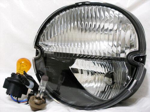 Front Turn Signal Fog Light Lamp w//Bulb Driver Side Fit 2004-2008 Grand Prix