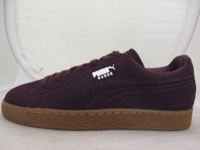 Puma Camoscio Mens Classic Formatori Us 8 Eu 40.5 Cm 26 Ref 5899 ^ Wild casual shoes