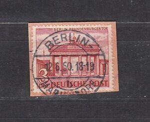 Luxus-Berlin-Mi-Nr-59-zentrisch-gestempelt-Berlin-auf-Briefstueck